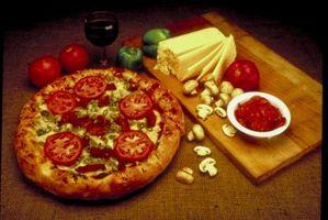Comment faire la pâte à pizza: la recette