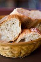 Différentes choses à faire avec du pain français