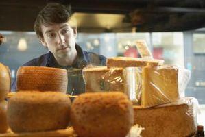 Vous pouvez manger la peau sur Muenster fromage?